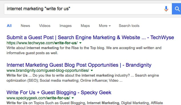 The Ultimate Guide to Finding Sites That Accept Guest Posts