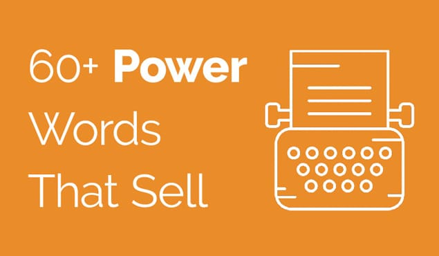 Power Words that Sell