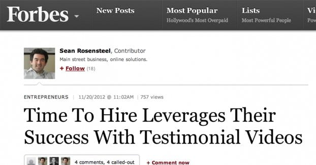 Forbes Article Example