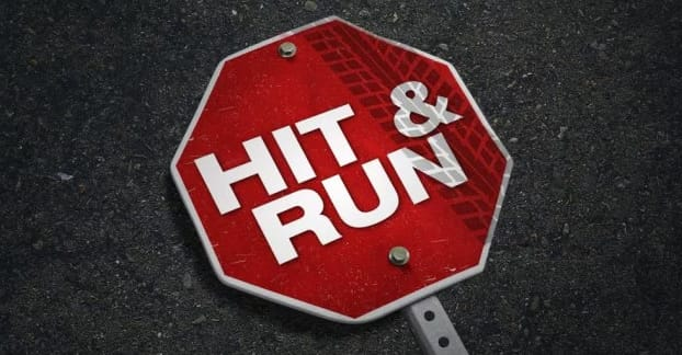 Hit and Run Illustration