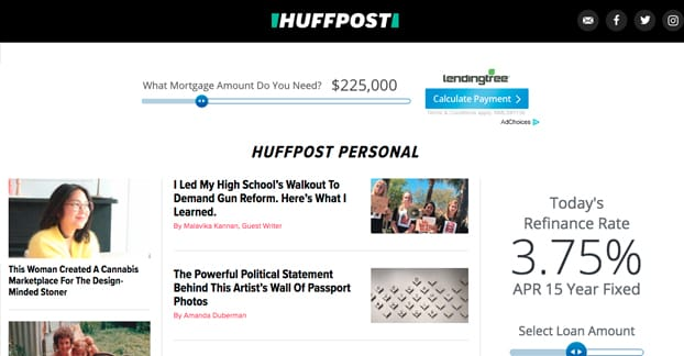 HuffPost Personal