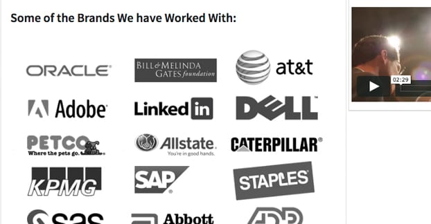 Brands Worked With