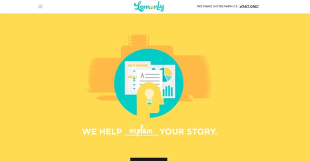 Infographic Agency Example
