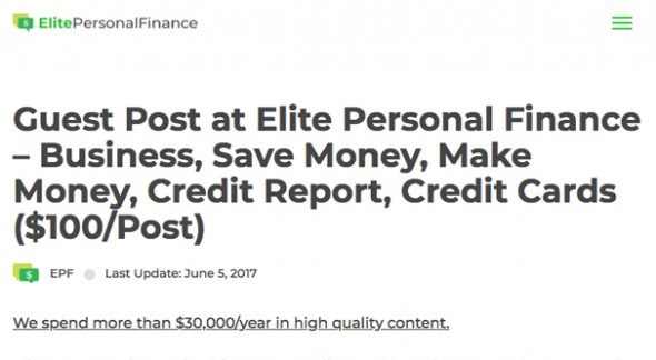 ElitePersonalFinance