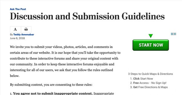 Submission Guidelines