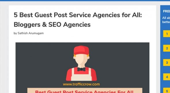 Guest Post Agencies List